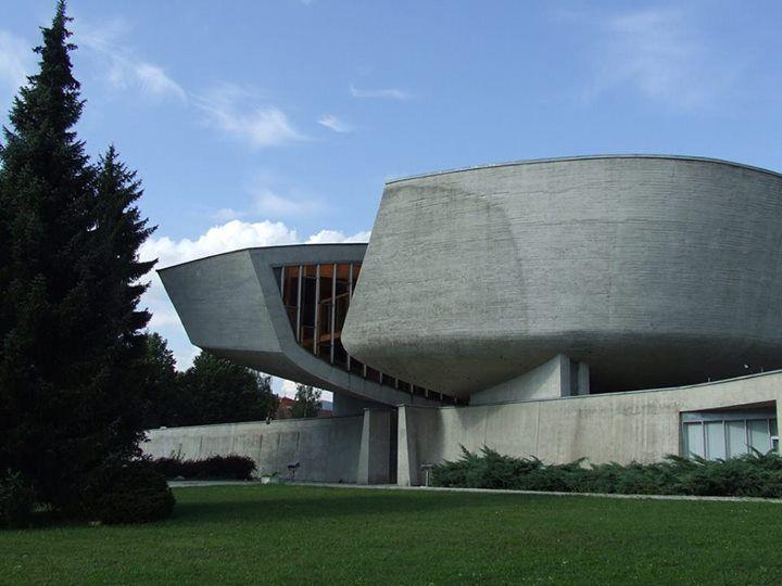 Slovak uprising museum