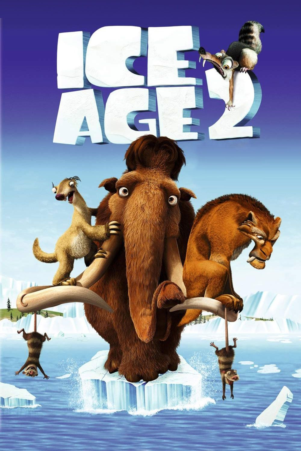 Ice Age 2 The Meltdown Full movies online free, Full