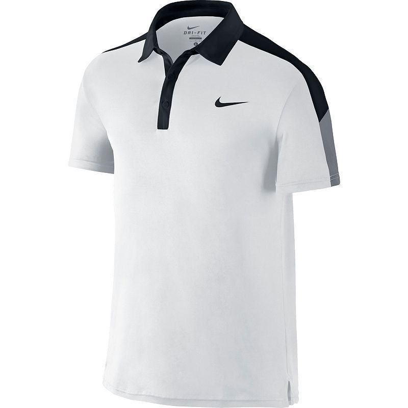 Men S Nike Dri Fit Team Court Tennis Polo Tennis Polo Polo Shirt Design Nike Men