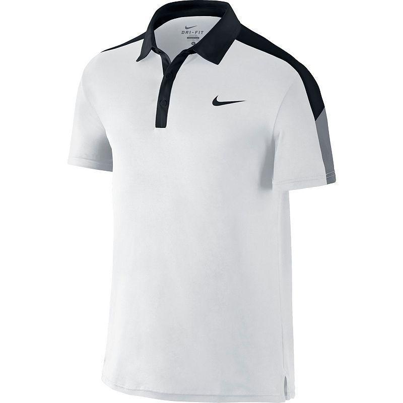 Men S Nike Dri Fit Team Court Tennis Polo Tennis Polo Polo Shirt Design Nike Men