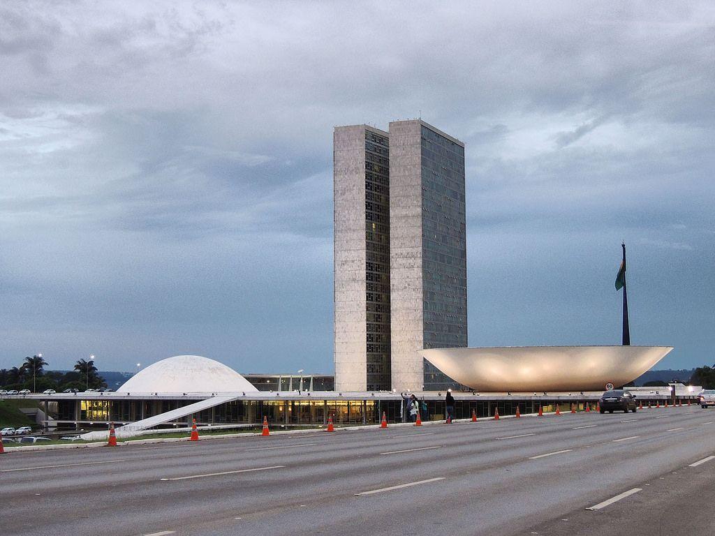 Congresso Nacional - Brasília DF   by Mauricio Portelinha