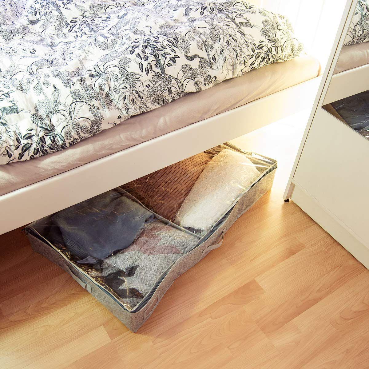 Unterbettkommode Unterbettkommode Kommode Aufbewahrung Flur
