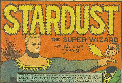 Stardust, The Super Wizard | Comic panels, Comic book ...