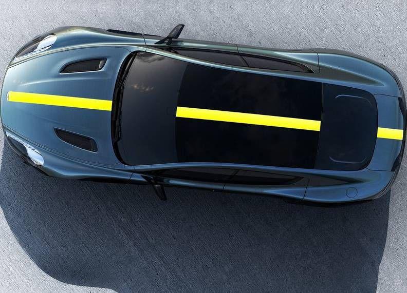 2018 Aston Martin Rapide Amr Fast Powerful And Beautiful Aston