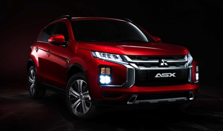 Introducing The New 2020 Mitsubishi Asx Con Imagenes Mitsubishi Asx Mitsubishi Outlander Nissan