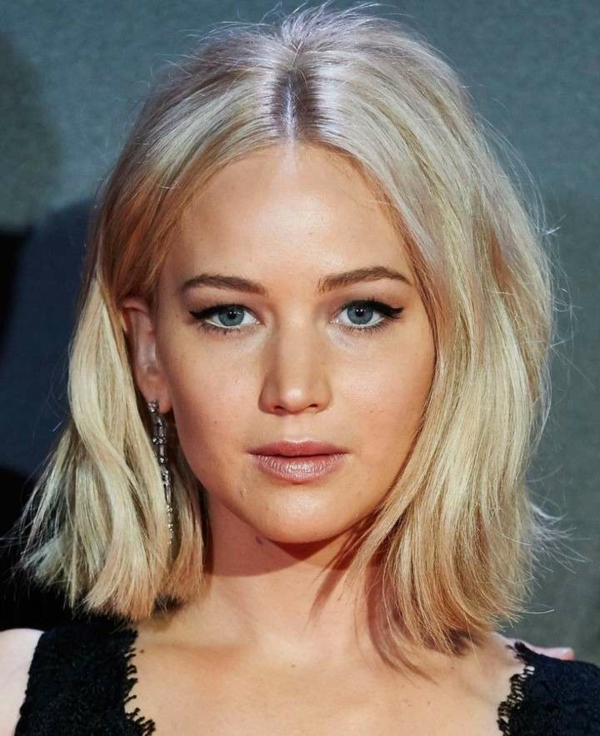 Jennifer Lawrence In 2020 Bob Hairstyles Hairstyle Hairdo