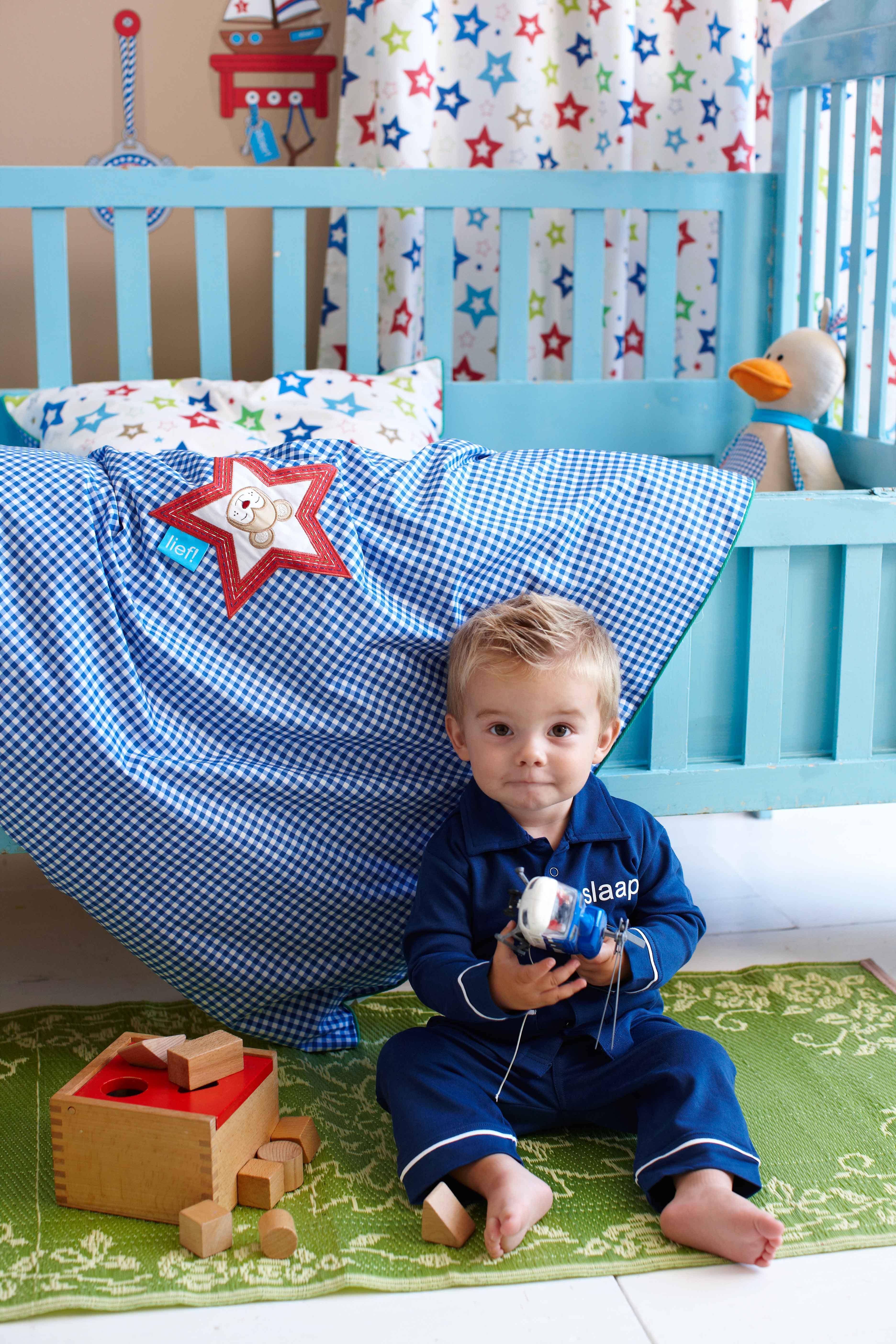 lief lifestyle bed textiles www.lieflifestyle.nl   Little boy ...
