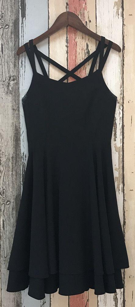Sleeveless Floral Print Backless Flare Dress | Kleider, Mode für ...