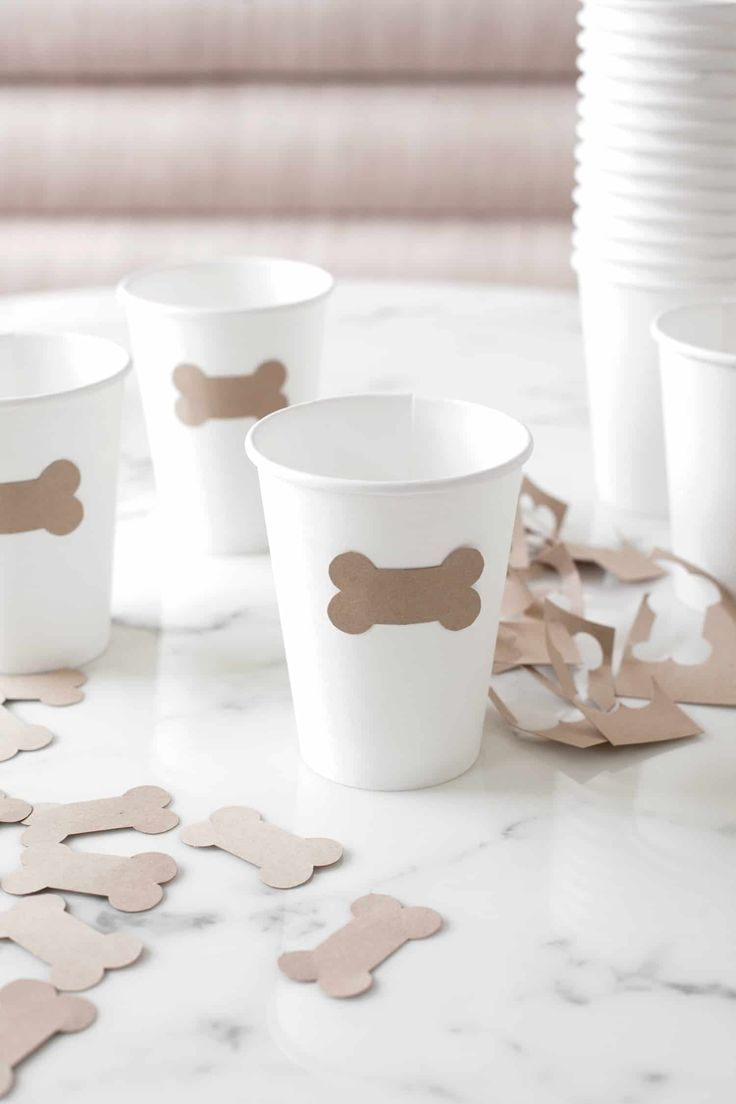 Puppy Party with DIY Birthday Party Decorations