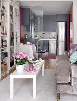 Small Apartment Decor Decoração De Apartamento Pequeno Decoracion Pequeño