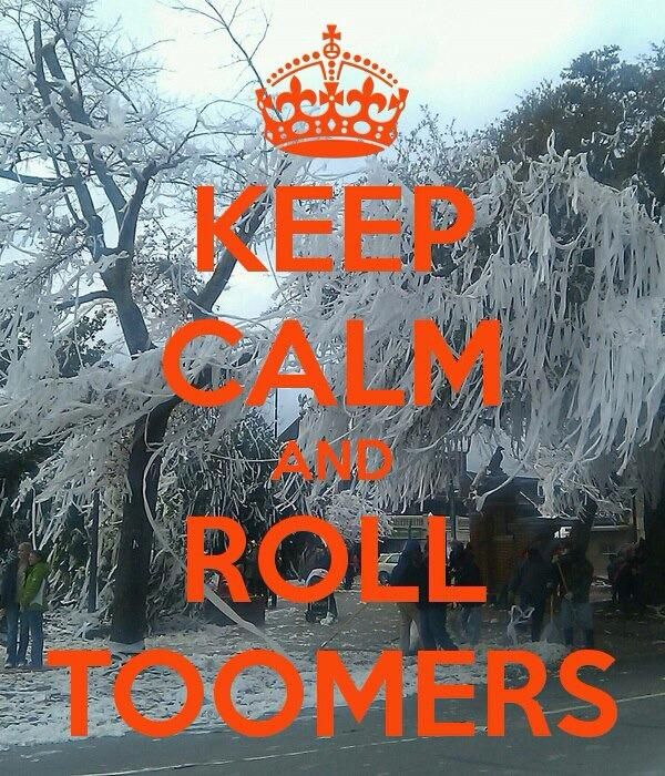 The last rolling at the Toomers Oaks in Auburn will be this Saturday. The oaks were poisoned and are dying. What tradition and memories and how sad this has happened.