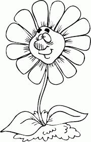 Maestra De Infantil Dibujos Para Colorear De La Primavera Spring Coloring Pages Preschool Coloring Pages Coloring Pages