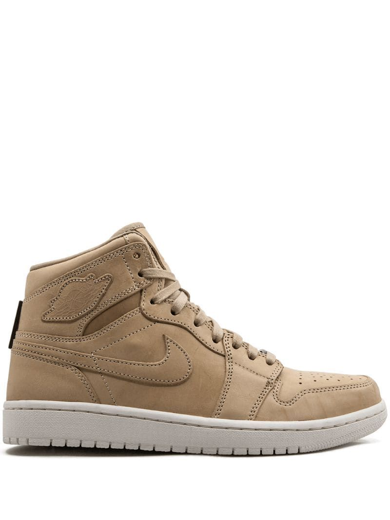 Jordan Air Jordan 1 Pinnacle High Top Sneakers With Images