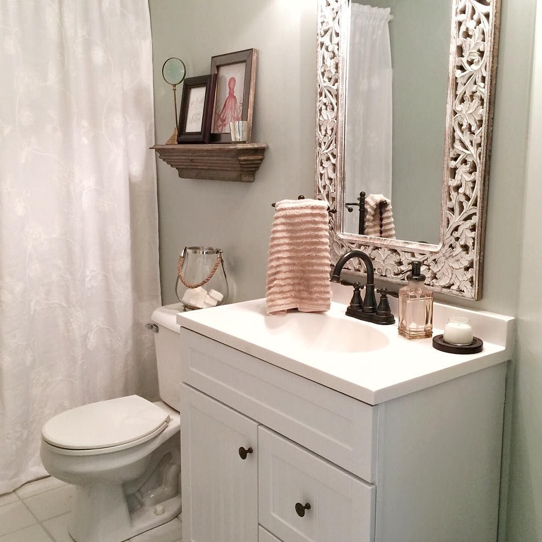 Won't be long til we have to occupy our guest bathroom ...