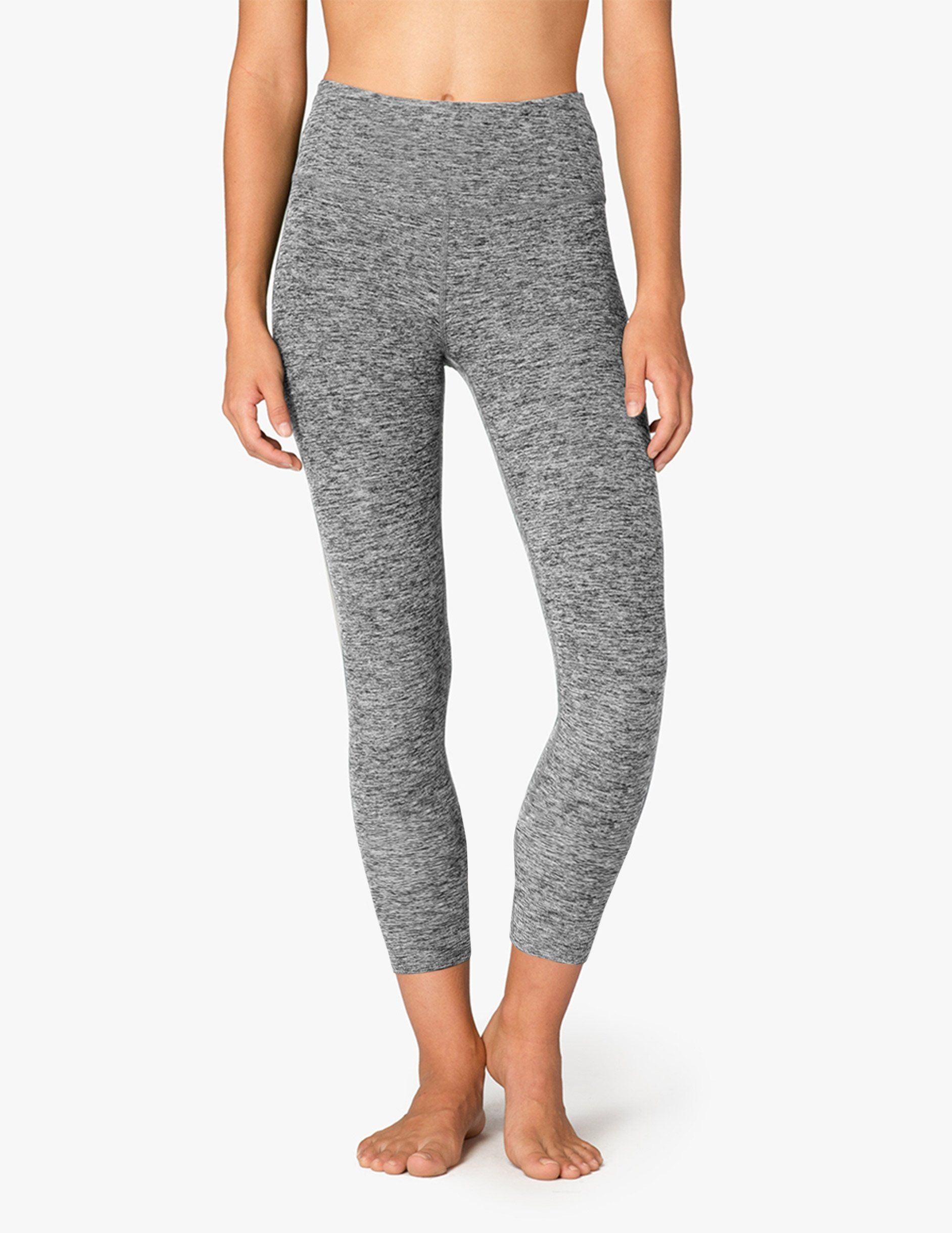 8d61b9d5830ef Spacedye Caught In The Midi High Waisted Legging | FITNESS | Capri ...