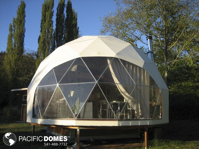 Backyard Dome this backyard dome provides lots of great space to use for any