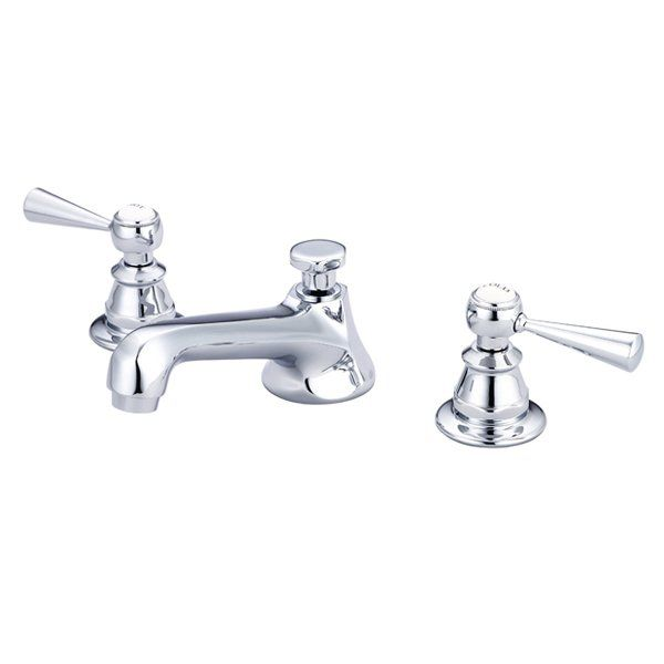 Water Creation F2-0009-0 London Classic Wide Spread Lever Handles