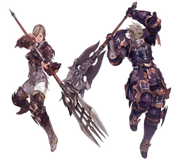 Ffxiv Hub Lost In Promotion Fernehalwes On The Developers Final Fantasy Xiv Fantasy Characters Final Fantasy