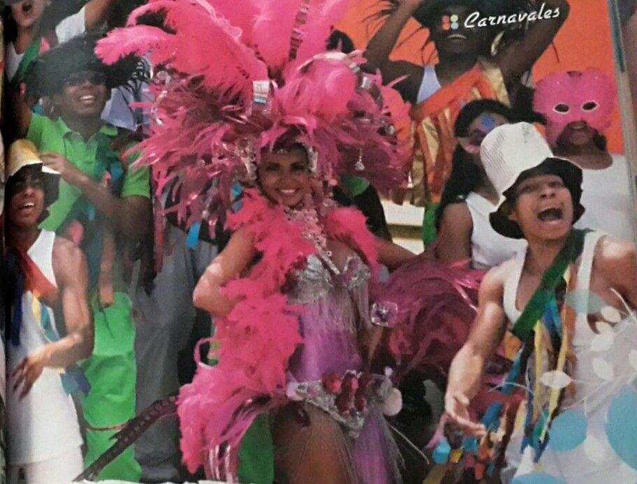 En los carnavales / Panamá./.Fefd.
