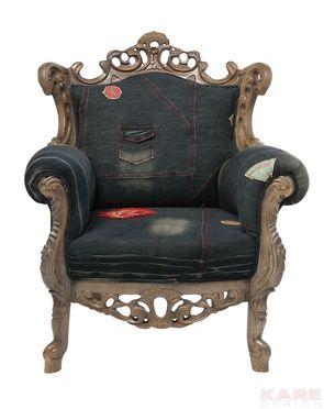 Butaca luis tienda on line de muebles vintage retro for Tiendas de muebles para restaurantes