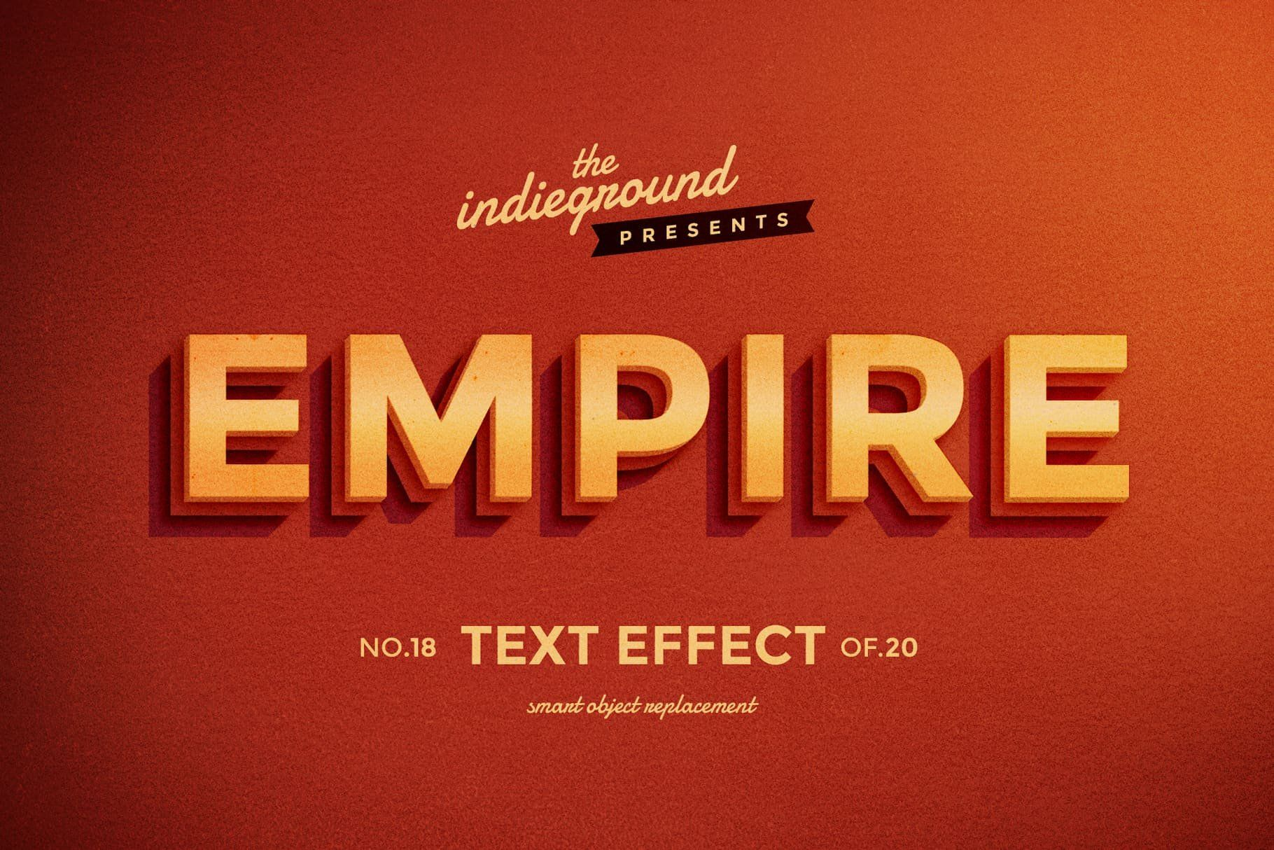 Retro Text Effects Complete Bundle In 2020 Retro Text Text Effects Vintage Text