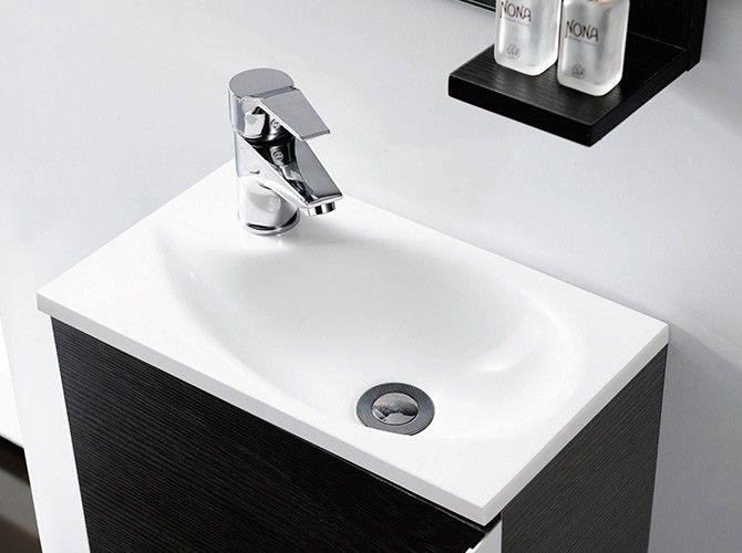 Genial handwaschbecken gäste wc Deutsche Deko Pinterest - badezimmer unterschrank günstig