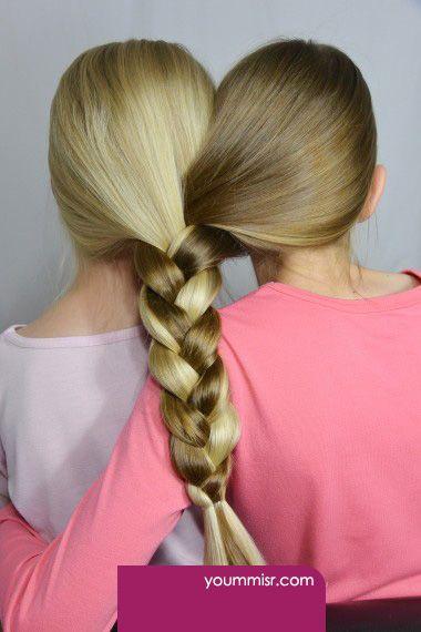 Cute School Girls Hairstyles
