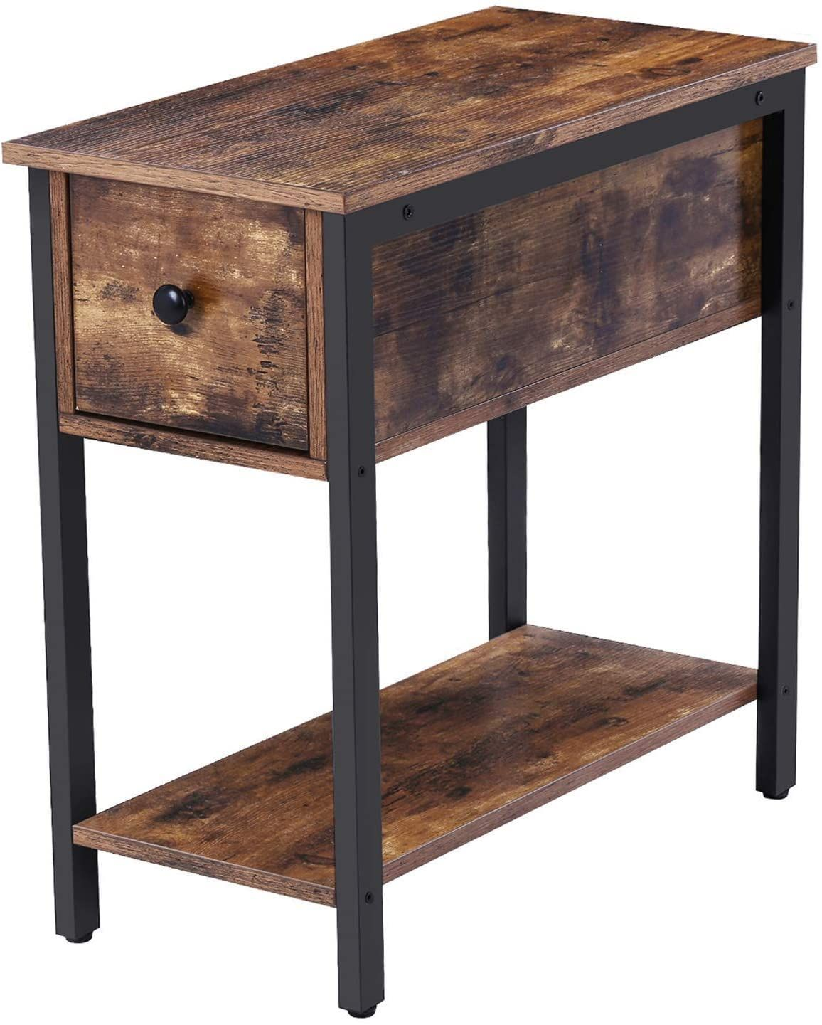 Farmhouse Accent Tables Rustic Accent Tables Farmhouse Goals In 2020 Metal Accent Furniture Table For Small Space Rustic Accent Table