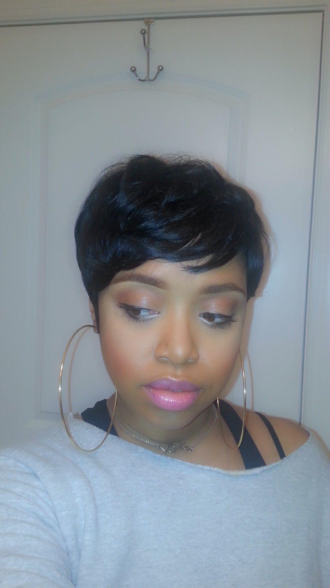pin on weaved/hair styles