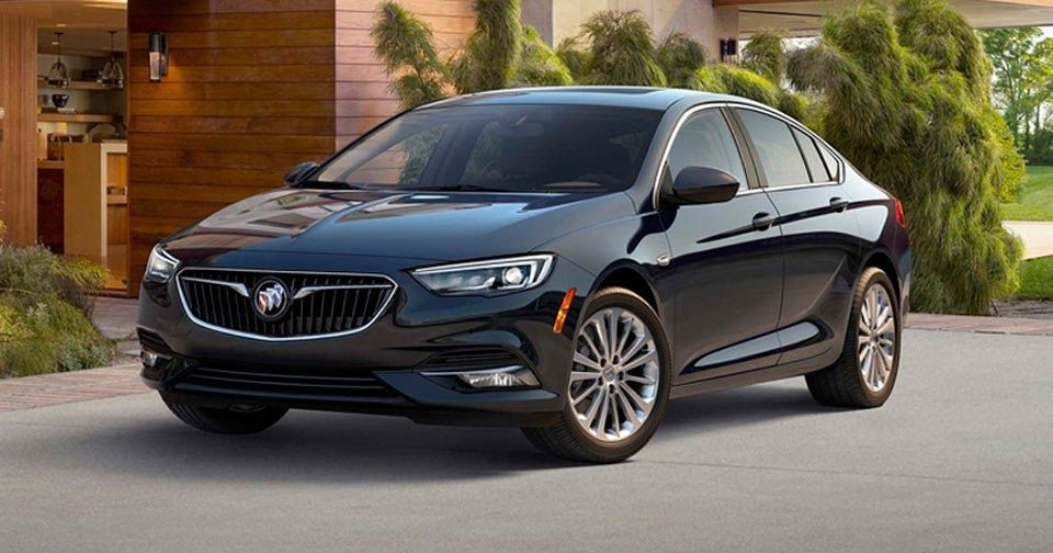 2018 Buick Regal Sportback And Tourx Wagon Premiere Before New York Buick Regal Buick Regal Gs Buick