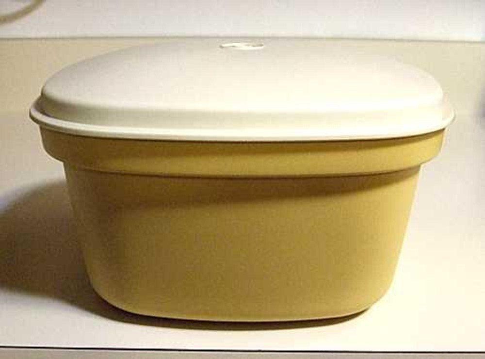 vintage tupperware microwave steam
