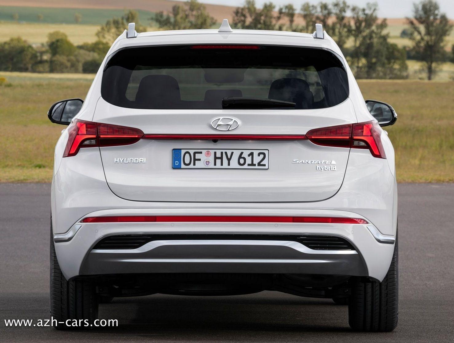 Hyundai Santa Fe 2021 In 2020 Hyundai Santa Fe Hyundai New Hyundai Santa Fe