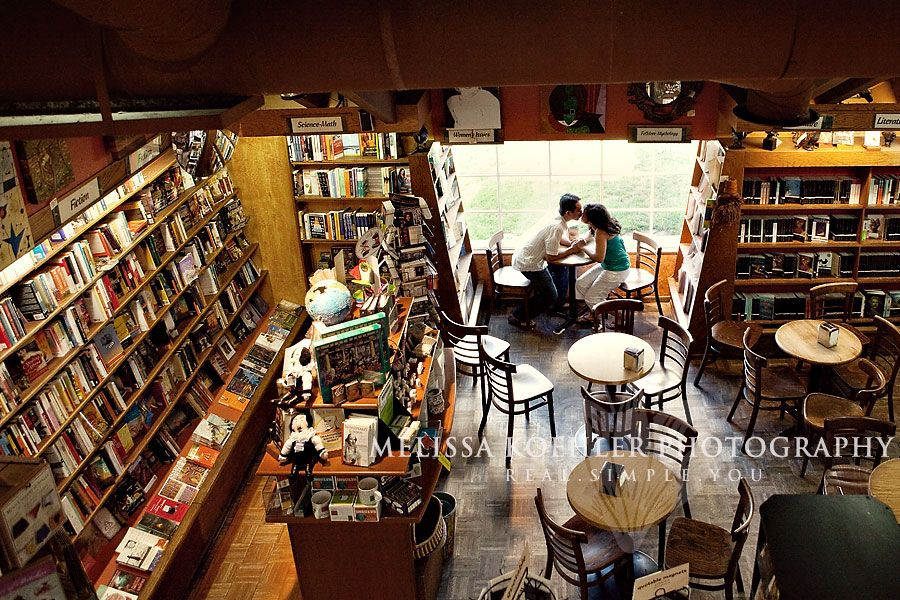 book store/coffee shop