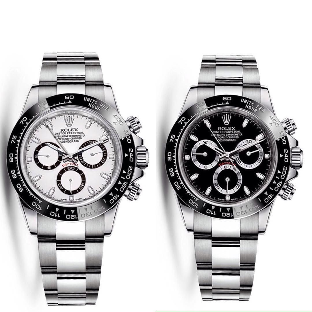 wellcome baselwolrd the new rolex cosmograph daytona ref. Black Bedroom Furniture Sets. Home Design Ideas