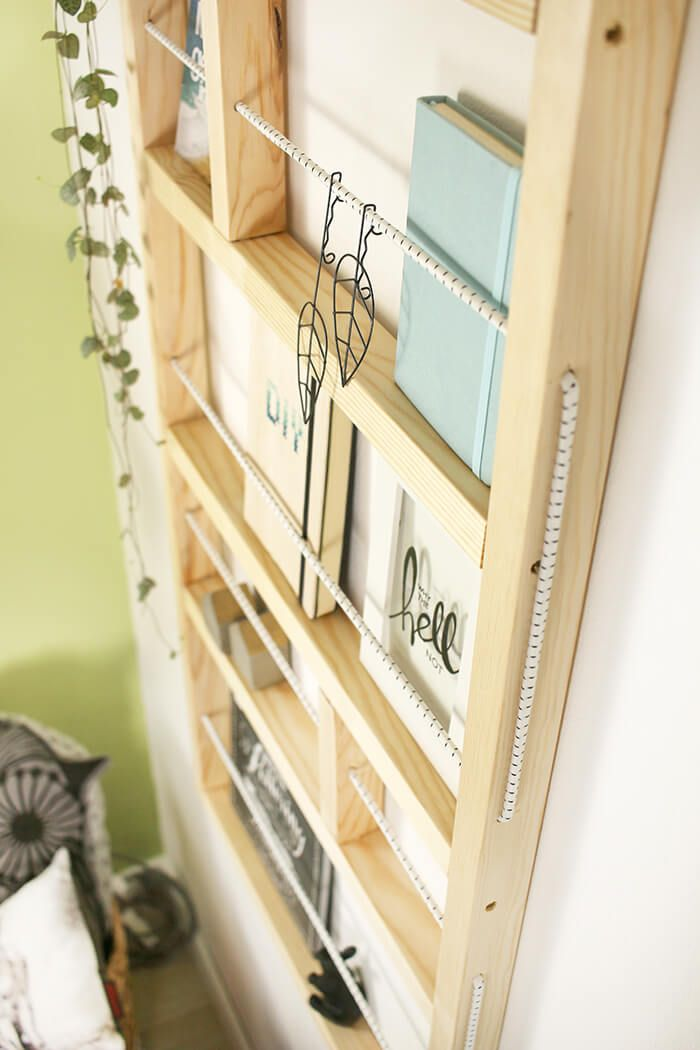 Photo of Do it yourself: Ypperlig Wandregal selbst nachbauen