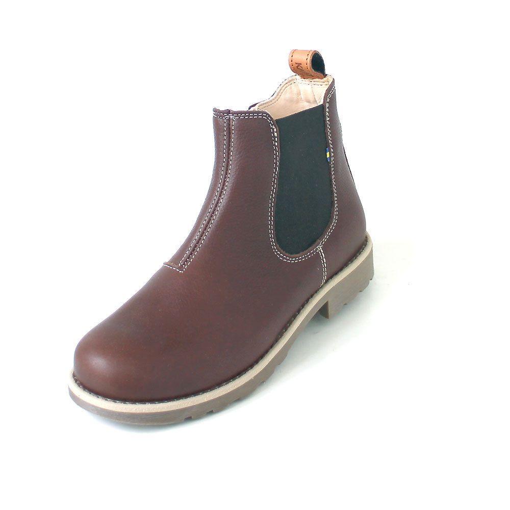 huge selection of ad643 b4959 Kavat Husum EP, Kinder Chelsea Boots, Leder, braun, in ...