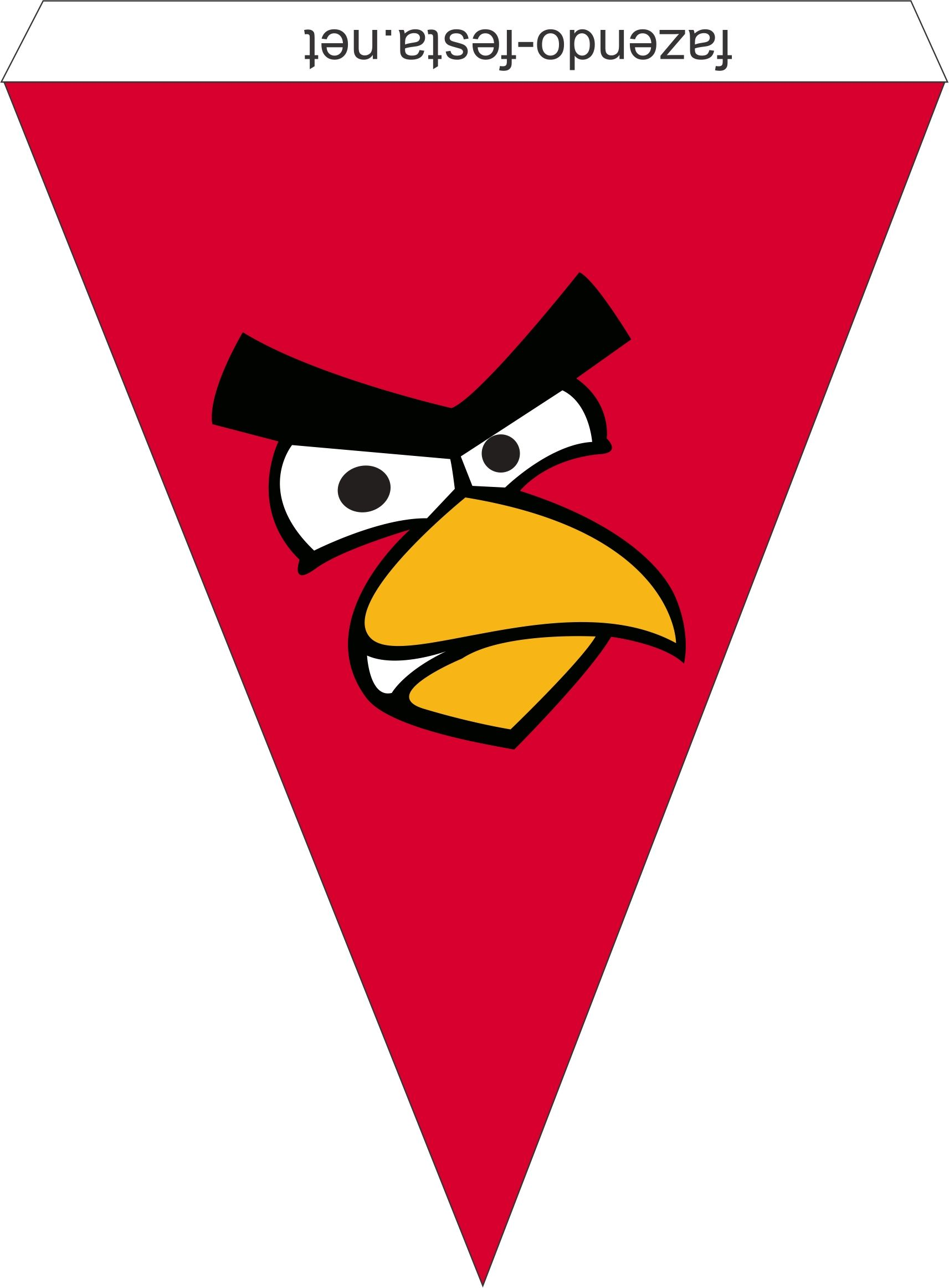 Pin By The Party Zone On Angry Birds Theme Ideas