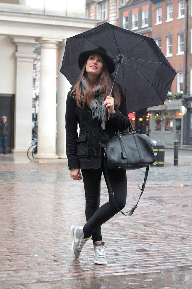Style and trouble rainy outfit in london style and for 23 egerton terrace kensington london