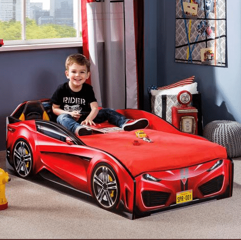Shop Huge Inventory Of Racing Car Beds Little Tikes Car Beds Kids Car Bed And More In Children S Bedframes And Divan Bases Race Car Bed Car Bed Kids Car Bed