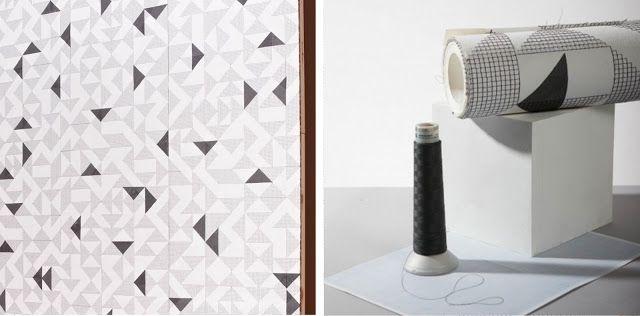 Studio Custhom | geborduurd behang