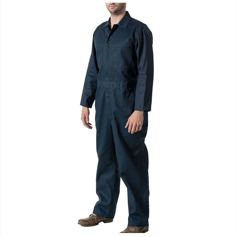 walls non insulated long sleeve coverall short work on walls workwear insulated coveralls id=88894