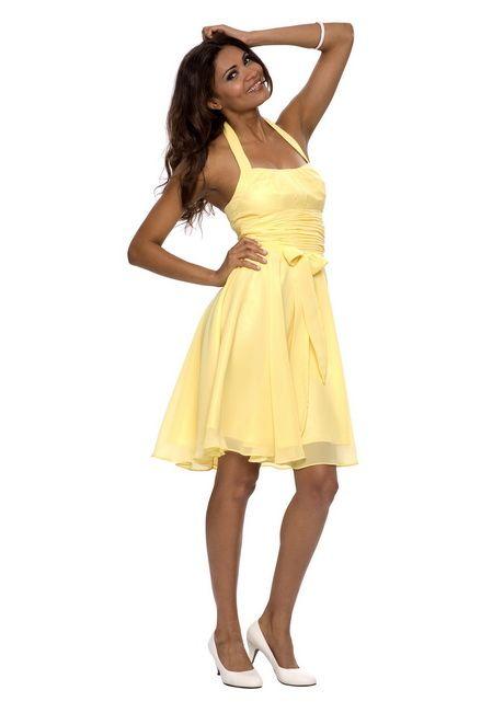 Cocktailkleid gelb   Schuhe und so   Pinterest   Gelb und Schuhe