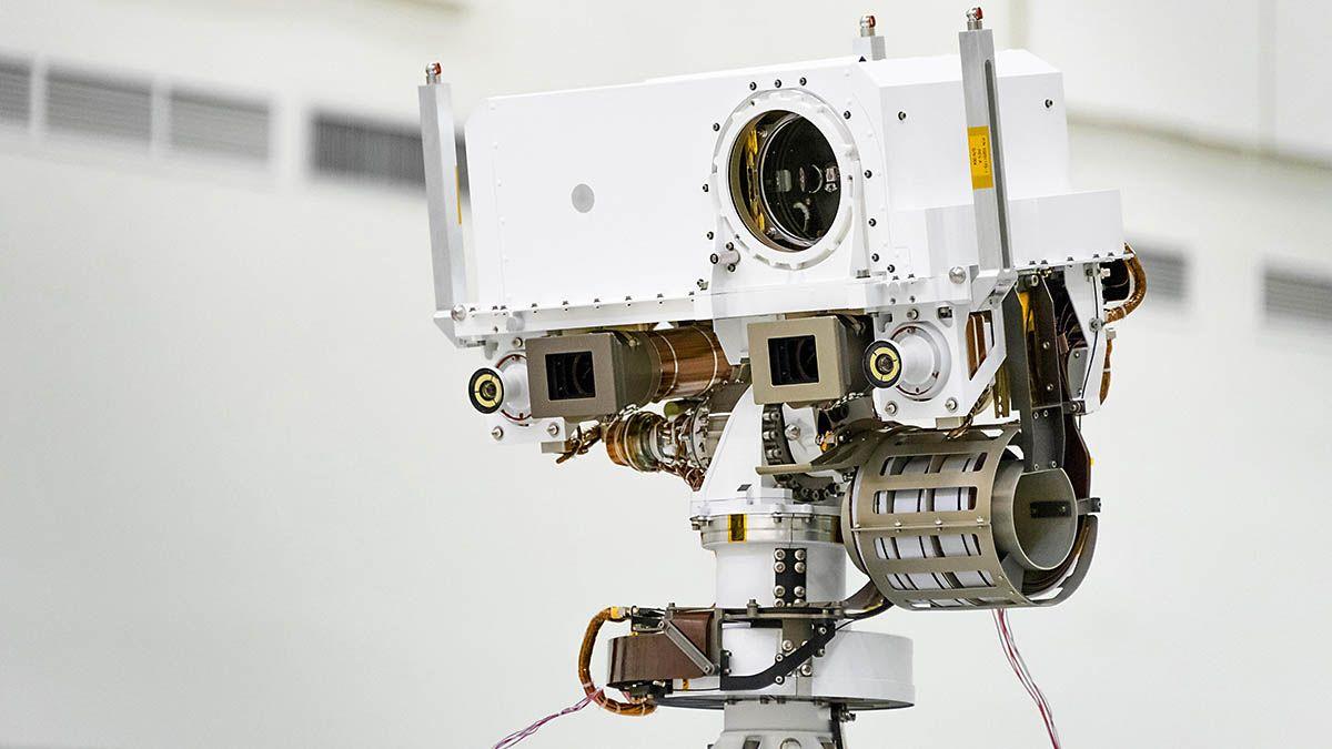 NASA's Mars 2020 Rover's Mast to include new Laser