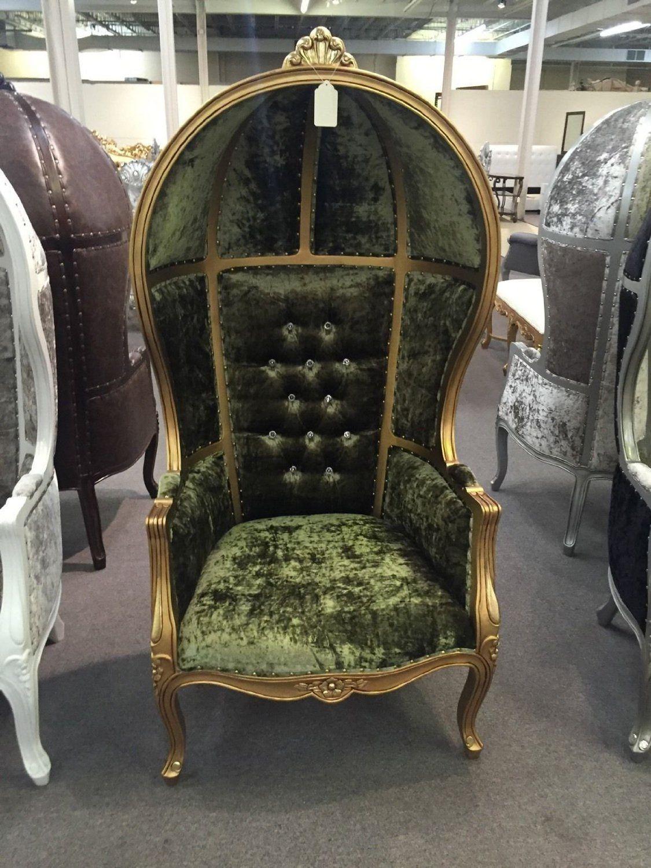 Amazon.com - Isaiah Luxury Furniture Victorian Balloon Arm ...