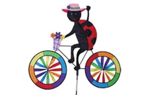 Delightful Premier Designs Ladybug Bicycle Garden Spinner By Premier Designs. $31.05.  Easy Assembly   No