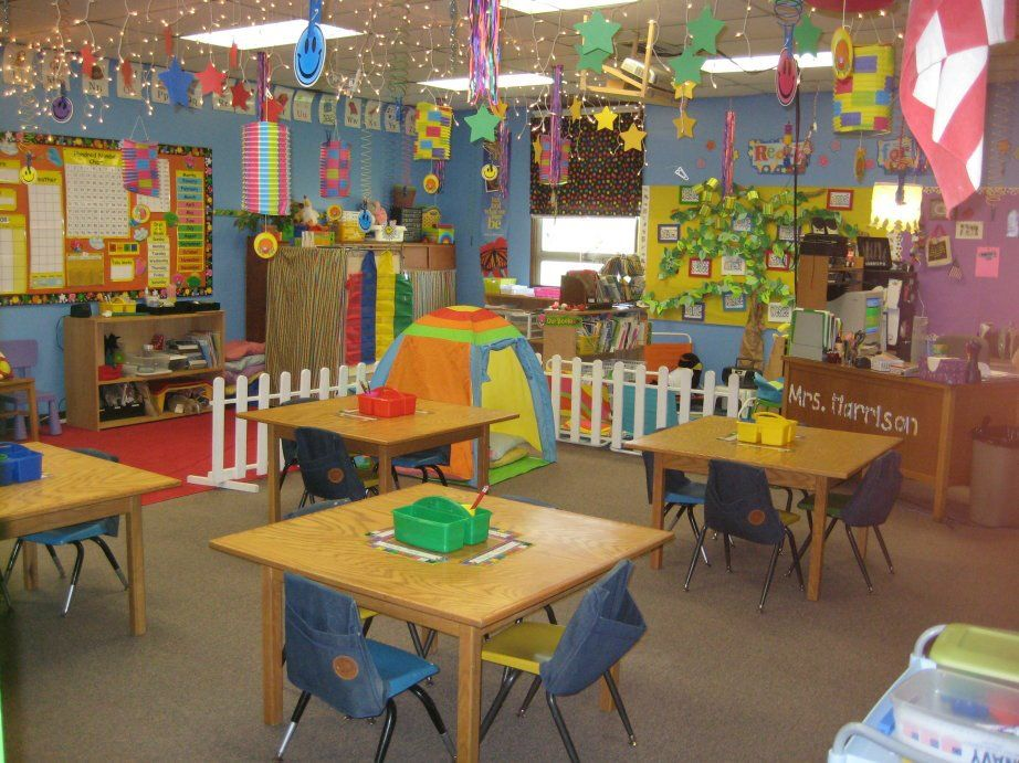 Nursery Classroom Decoration Ideas ~ Preschool classroom layout design ideas on pinterest