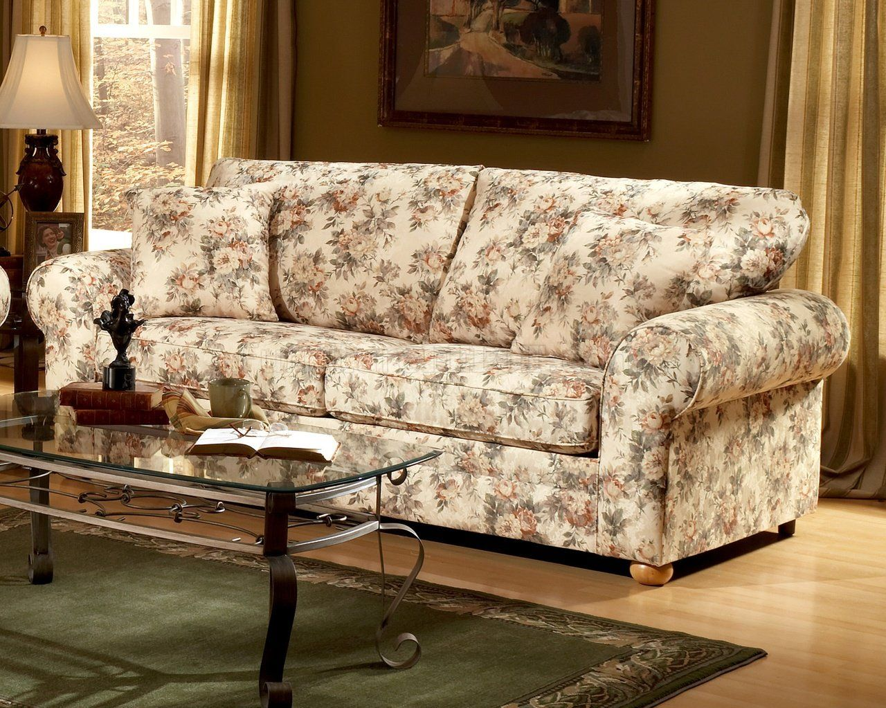 Fabric Patterned Sofas Cheap Living Room Furniture Curtains