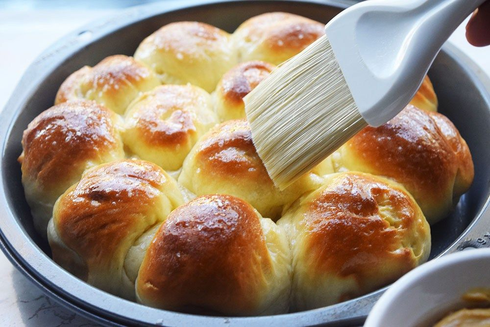 knowingfullwell.com | Yeast rolls, Side dishes easy, Recipes