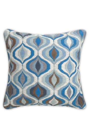 jonathan adler 39 bargello waves 39 pillow available at nordstrom basement family room pinterest. Black Bedroom Furniture Sets. Home Design Ideas