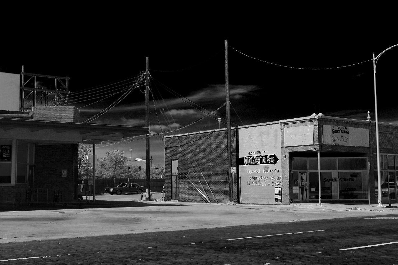 Amarillo, Texas -Aout 2013-